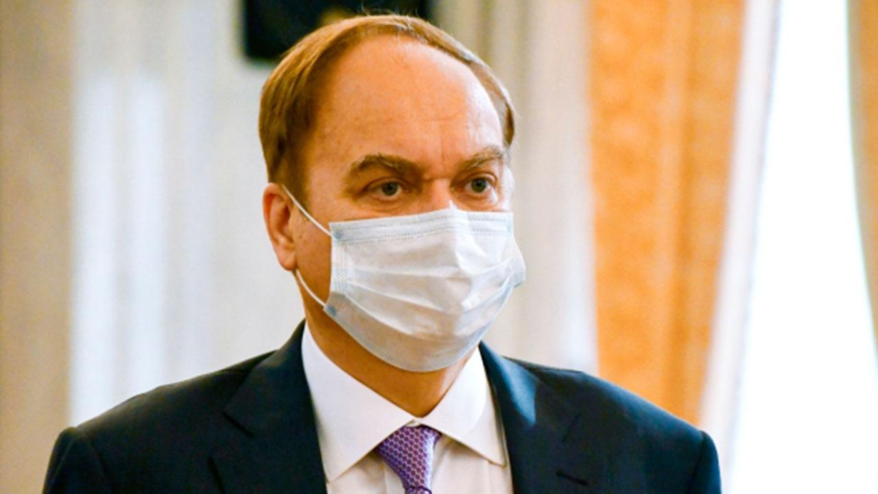 МИД РФ: посол Антонов вернется в Вашингтон до конца месяца