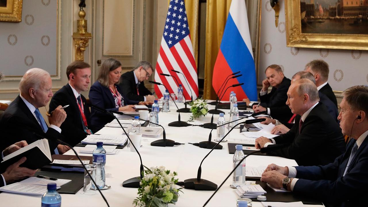 Опубликовано совместное заявление президентов России и США по стратегической стабильности