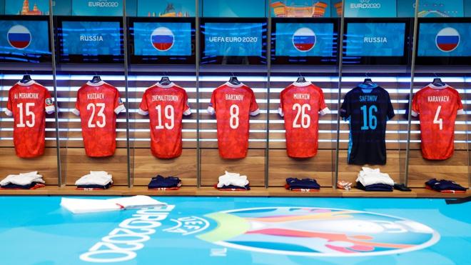 Сборная России объявила стартовый состав на матч Евро-2020 против Финляндии