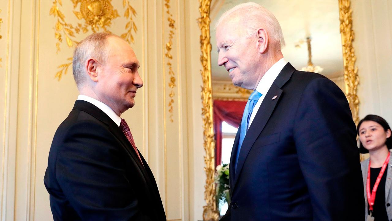 В Кремле дали оценку встрече Путина и Байдена