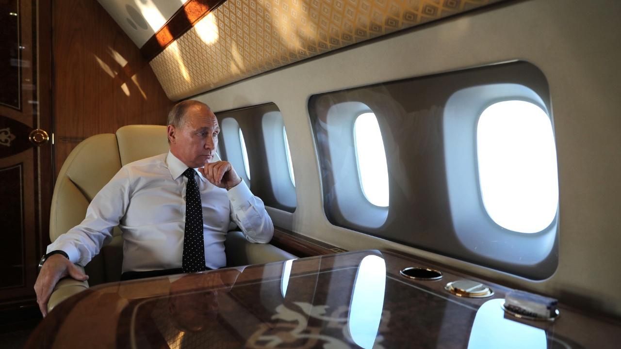 Путин вылетел в Женеву на саммит с Байденом