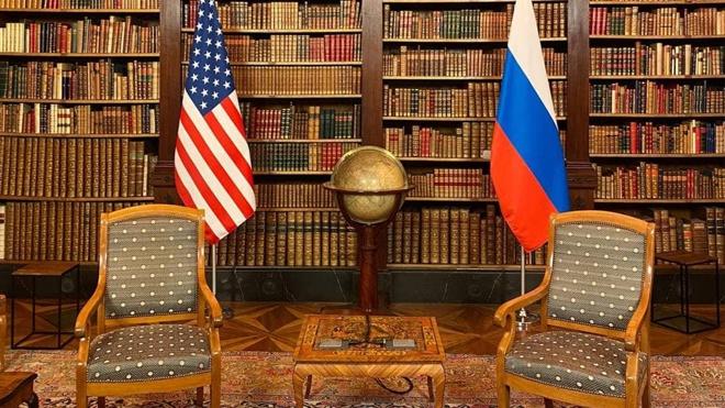 Опубликована фотография места встречи Путина и Байдена