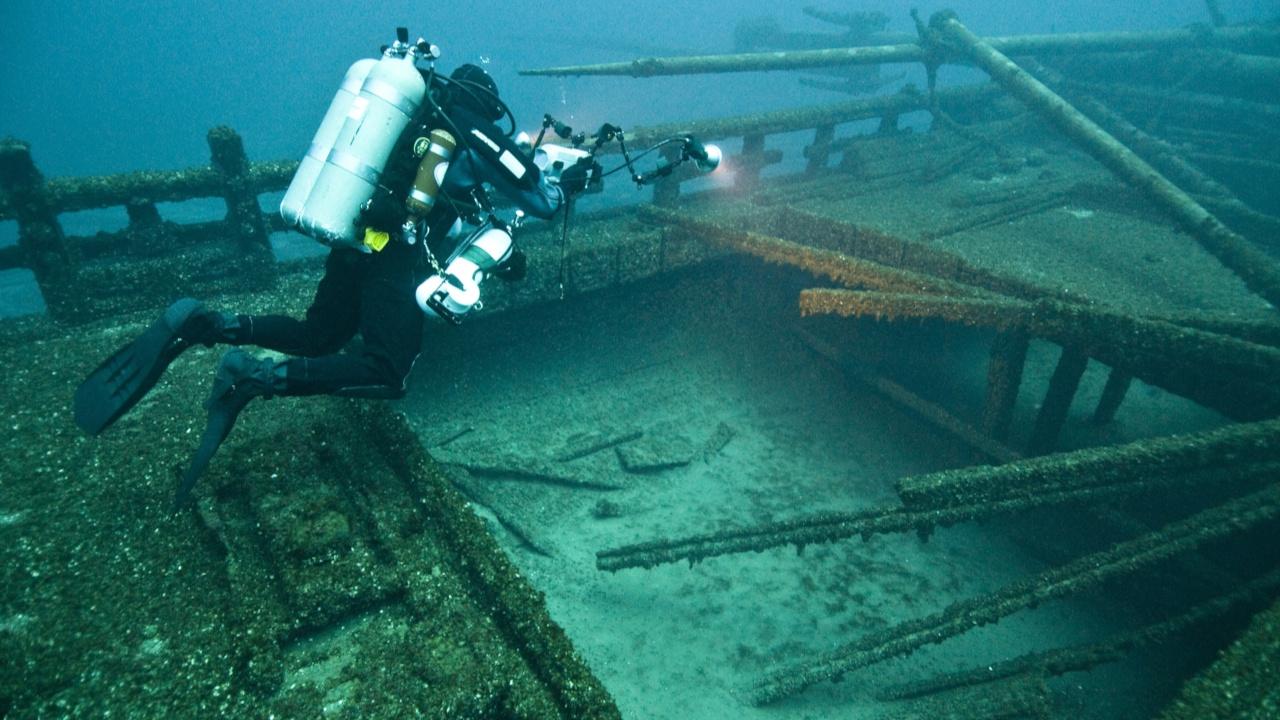 Тайны моря: в Сингапуре обнаружили затонувшие корабли с уникальными находками