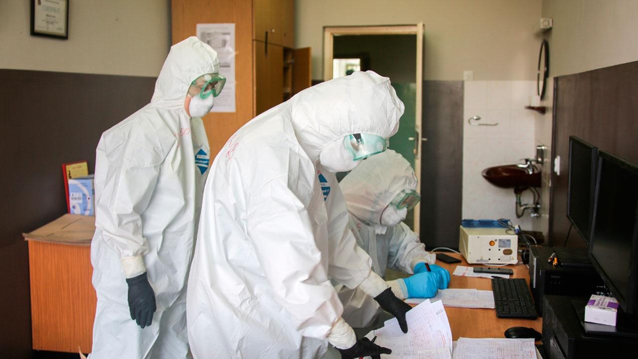 В Москве обнаружен измененный индийский штамм коронавируса