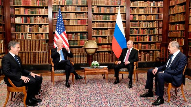 Рябков назвал важный итог саммита Путина и Байдена