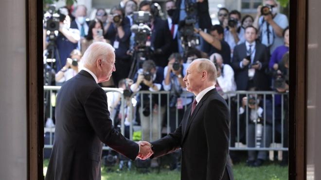 В Кремле рассказали, планируется ли новая встреча Путина и Байдена