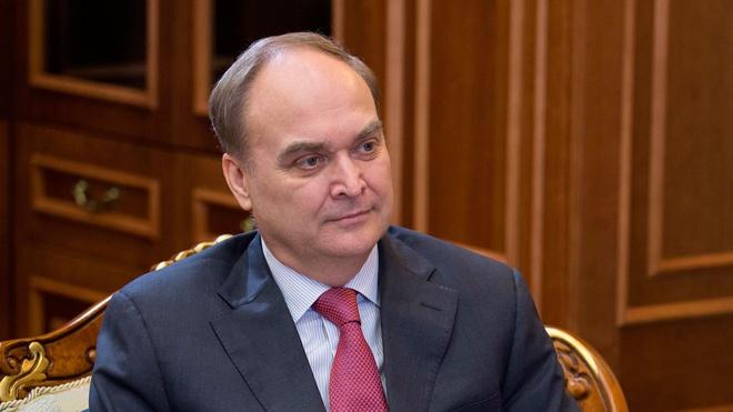 Российский посол Антонов вернется в Вашингтон на днях