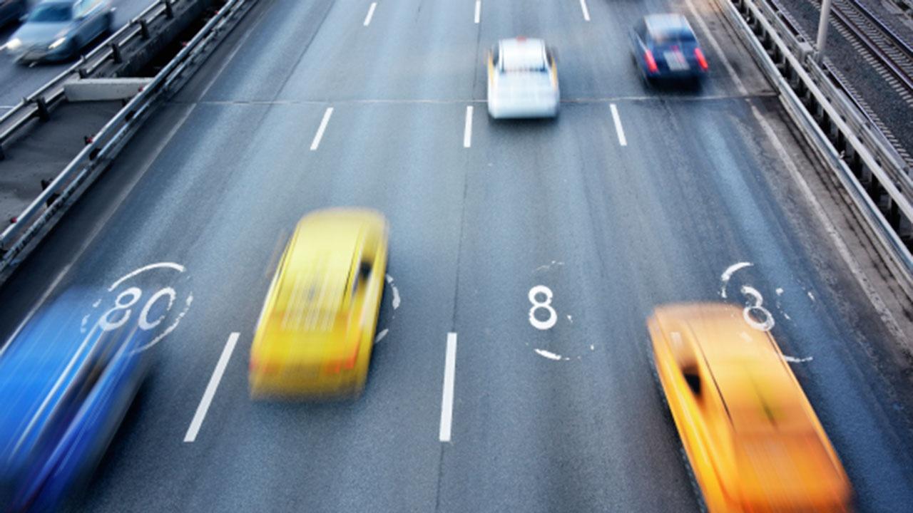 В Москве запустили новую систему борьбы с превышением скорости