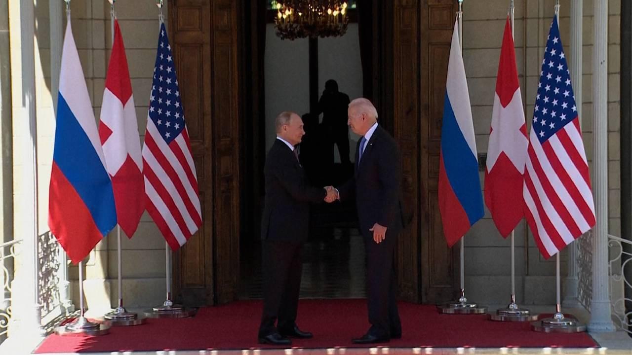 Событие планетарного масштаба: как мировые СМИ отреагировали на встречу Путина и Байдена