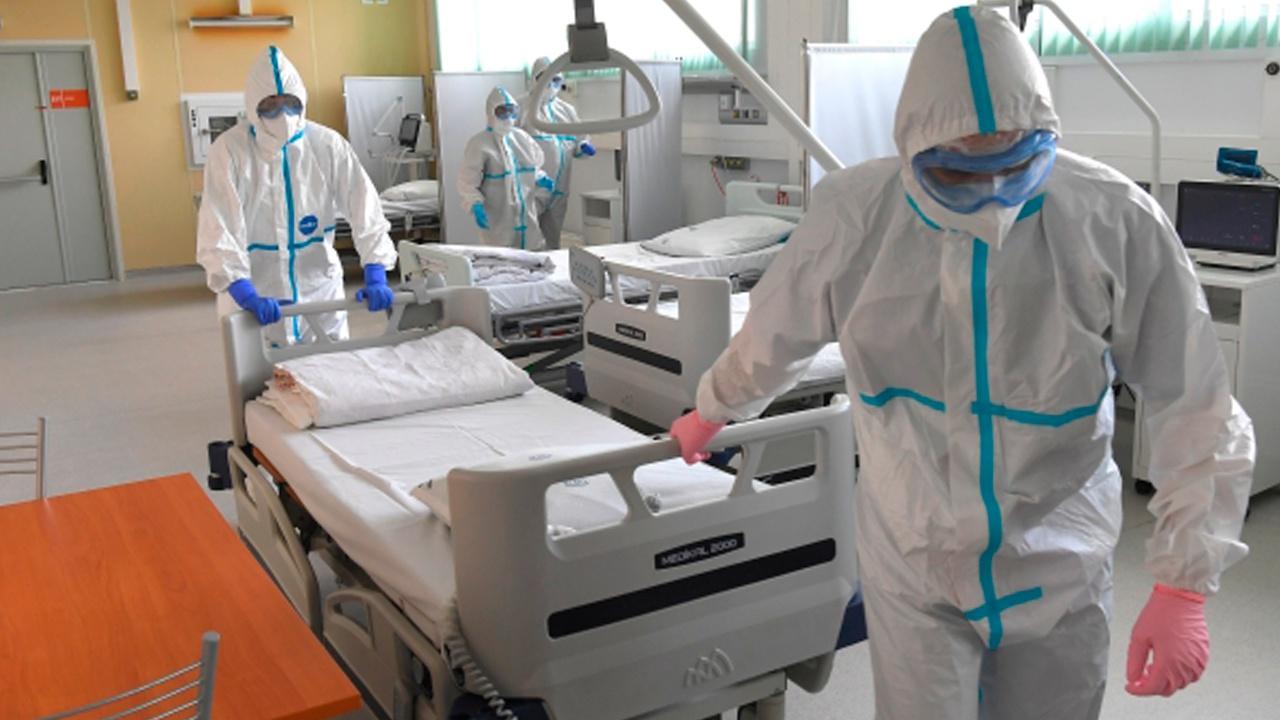 В Подмосковье увеличили число коек для больных COVID-19