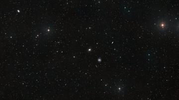 Астрономы открыли необъяснимую аномалию в далеких галактиках