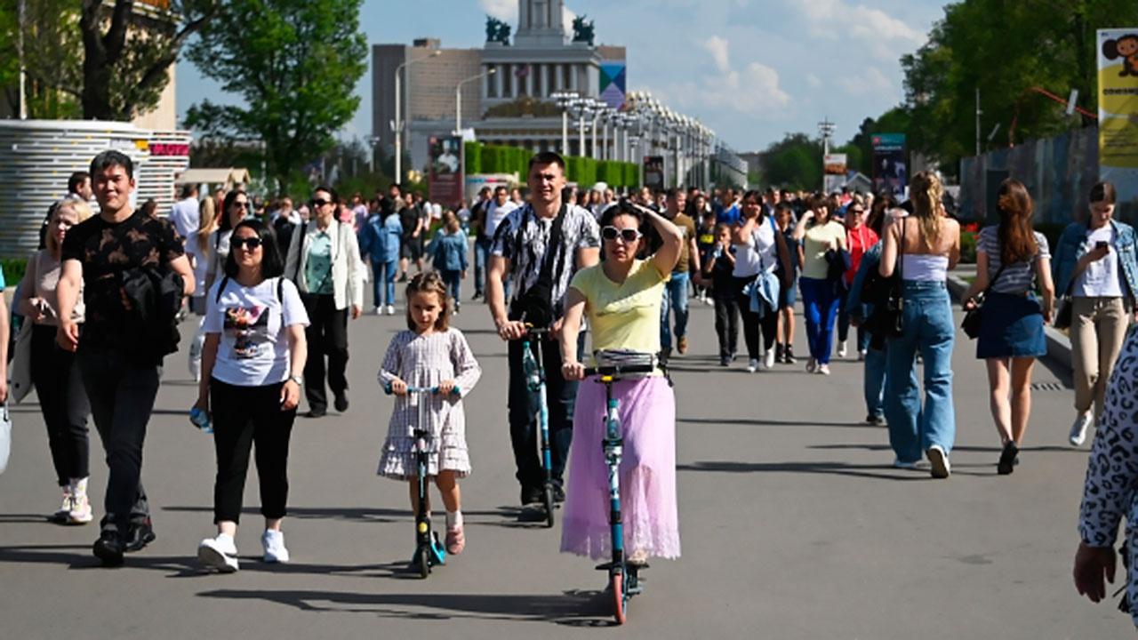 Опасное лето: в Москву приходит рекордная жара