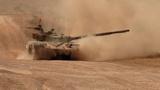 В антураже пустыни: как сирийские военные готовятся к состязаниям «Танковый биатлон» на АрМИ