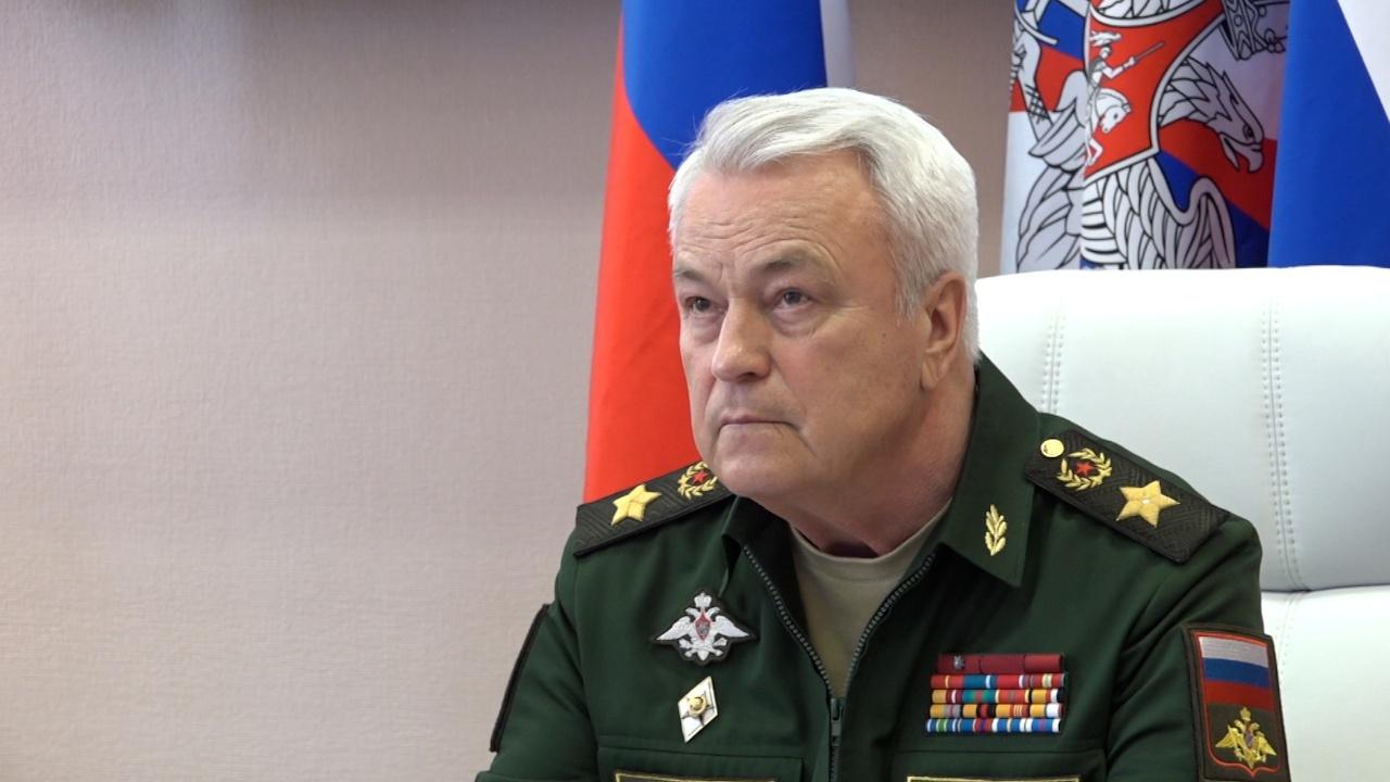 Замминистра обороны Панков поприветствовал лейтенантов, которые пополнят ВС РФ в этом году