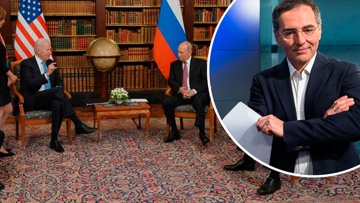 Длина кортежей и рукопожатия: как западные СМИ анализируют саммит РФ-США