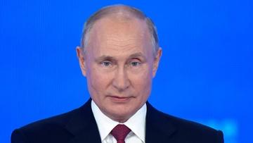 Путин поставил задачу повысить доходы россиян к 2026 году