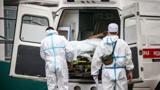 В России за сутки выявили 17 611 новых случаев заражения коронавирусом