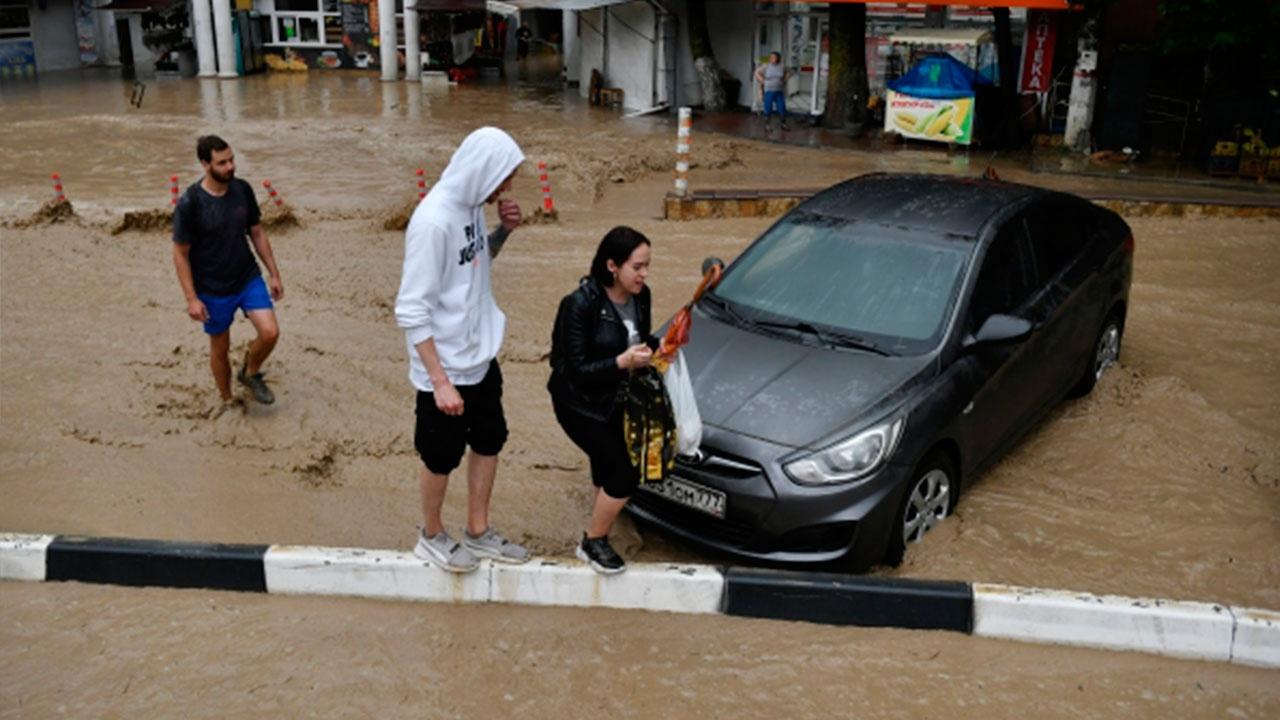 Число пострадавших в результате подтопления в Ялте увеличилось до 43 человек