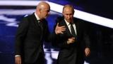 Песков: Путин обсудил с президентом ФИФА подготовку к ЧМ в Катаре и наследие чемпионата в России