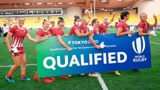Женская сборная России по регби-7 впервые в истории попала на Олимпиаду