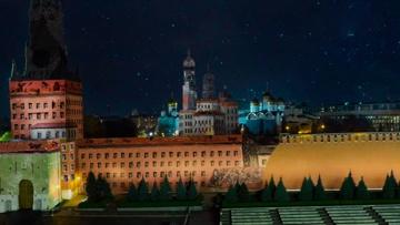 Только краски, кисти и фанера: фильм «Кремль-9. Июнь 41-го. Без грифа секретно» расскажет о работе над маскировкой Москвы во время войны