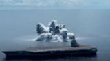 ВМС США вызвали землетрясение взрывом бомбы