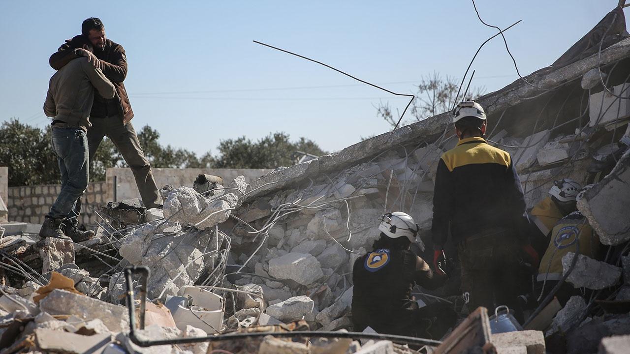 ЦПВС: террористы и «Белые каски» готовят инсценировку химатаки в Идлибе