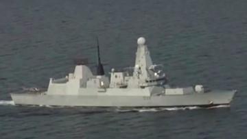 «Намеренный шаг»: на что рассчитывает НАТО, отправляя эсминец Британии на территорию РФ