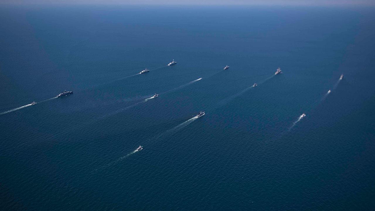 Россия призвала США с союзниками отказаться от отработки военных действий на Черном море
