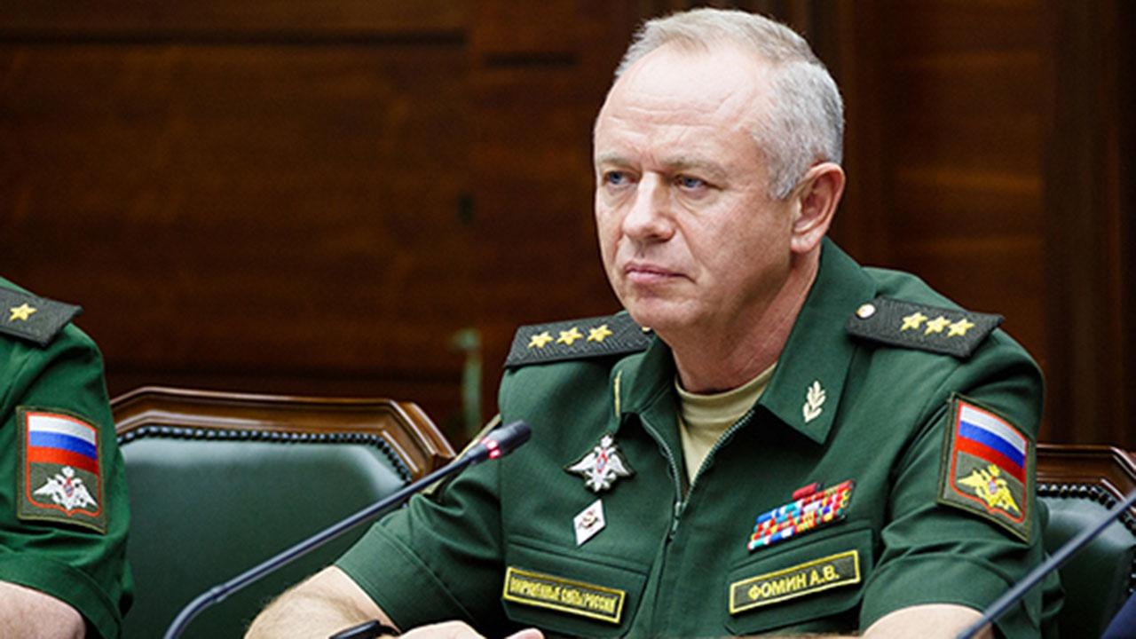 Фомин обсудил вопросы контроля над вооружениями с главой женевского центра политики безопасности