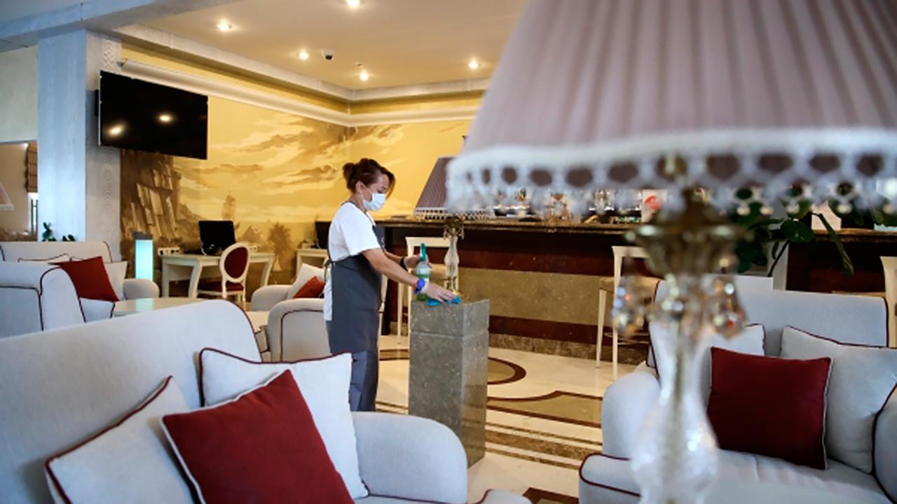 В отелях Краснодарского края будут приниматься только гости с защитой от COVID-19