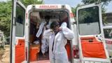 Зафиксирован первый случай смерти от нового индийского штамма