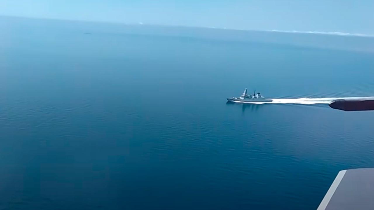 МИД РФ: Лондон осуществил провокацию с эсминцем в территориальных водах России