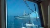 Опубликована видеозапись переговоров российских пограничников с  эсминцем Defender
