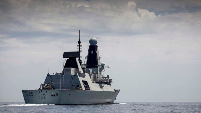 Замглавы МИД назвал инцидент с британским эсминцем опаснейшей провокацией