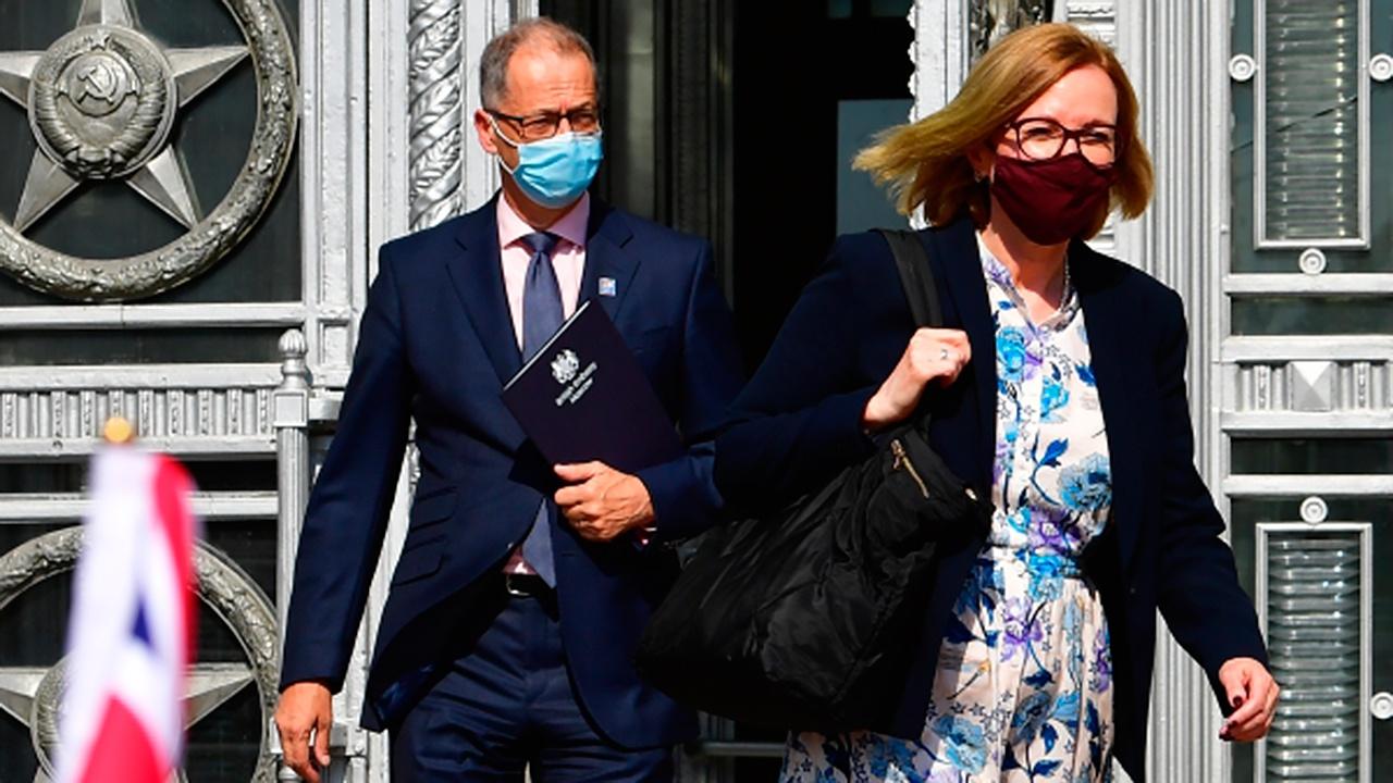 МИД РФ предупредил Лондон о возможных последствиях повторения инцидента с Defender