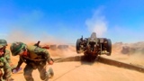 Рука помощи в военном деле: как инструкторы РФ обучают сирийских мотострелков в Алеппо