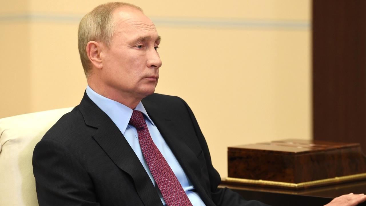 Путин поздравил Пашиняна с победой на парламентских выборах в Армении