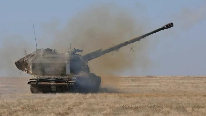 Гром артиллерии и звуки разрывов разнеслись по волгоградским степям