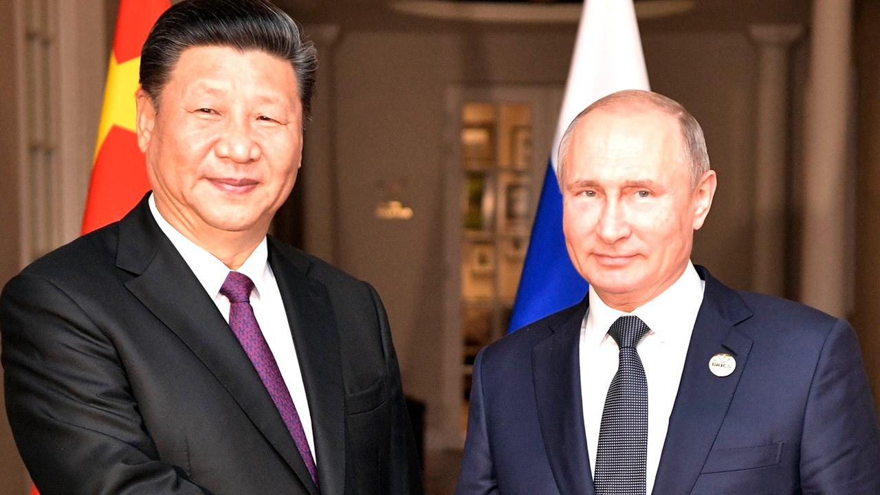 Кремль: Путин проведет беседу с лидером КНР 28 июня