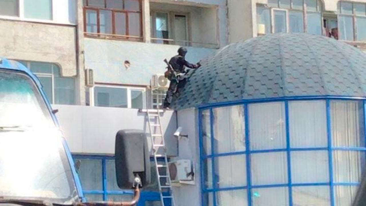 В Казани задержали мужчину, угрожавшего взорвать гранату
