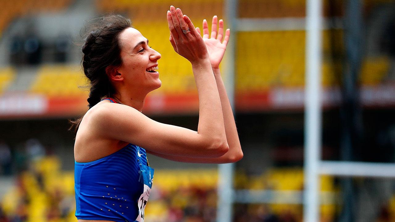 Прыгунья в высоту Ласицкене войдет в олимпийскую сборную России