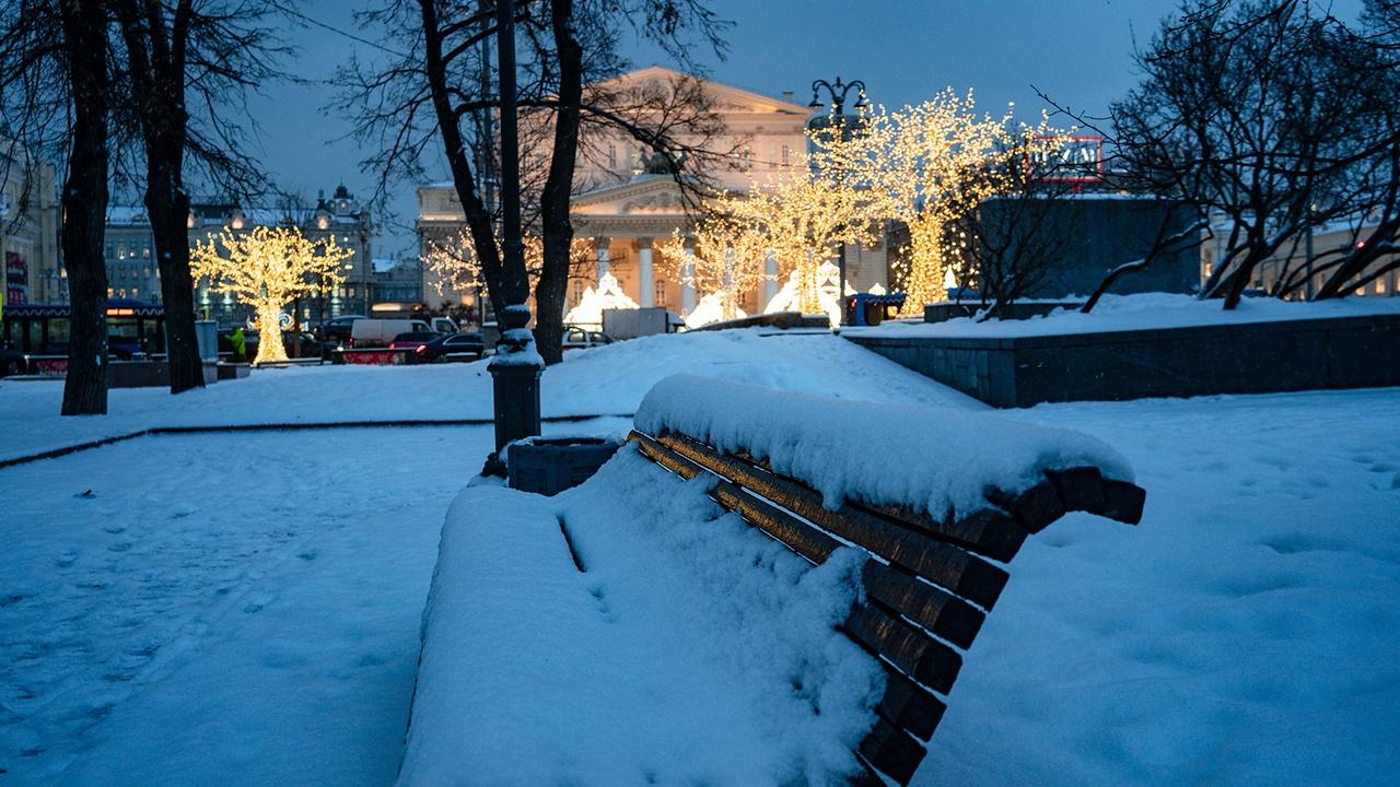 Ученый спрогнозировал исчезновение снежных зим в России