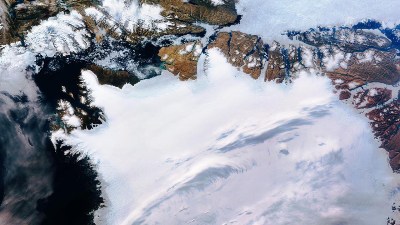 Под Исландией нашли древний затонувший континент