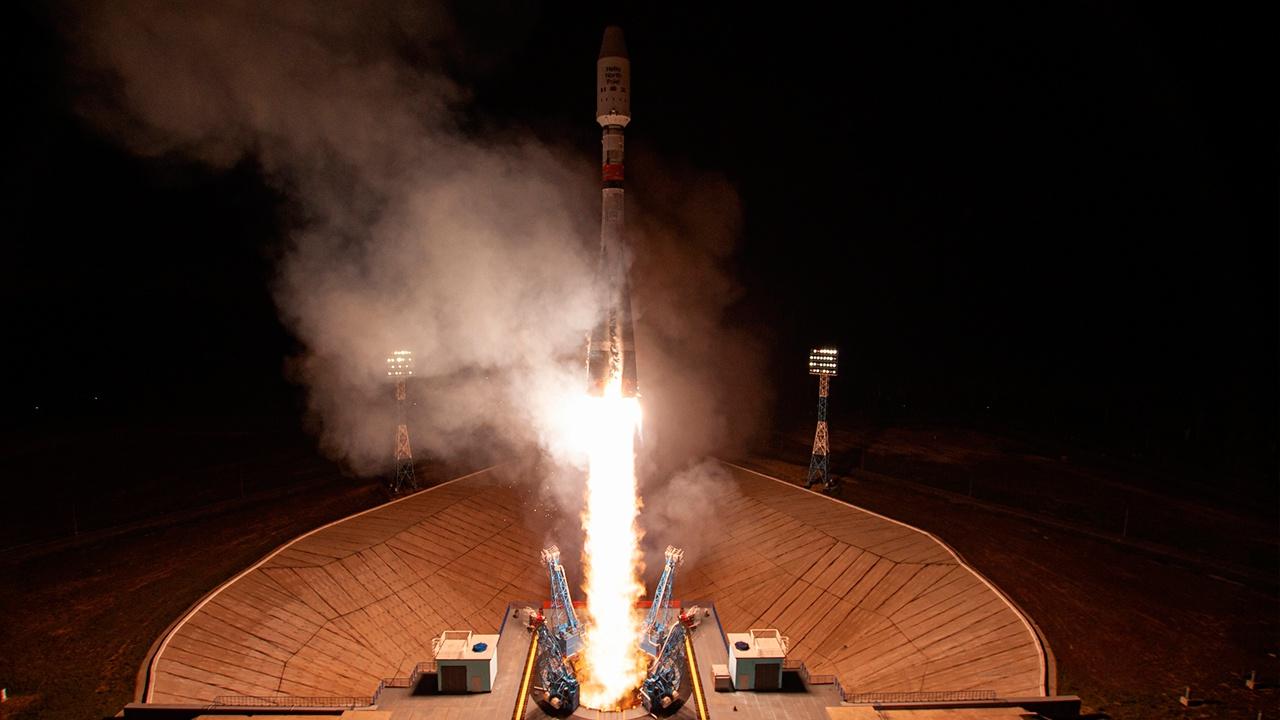 Космодром Восточный поставил рекорд по количеству пусков