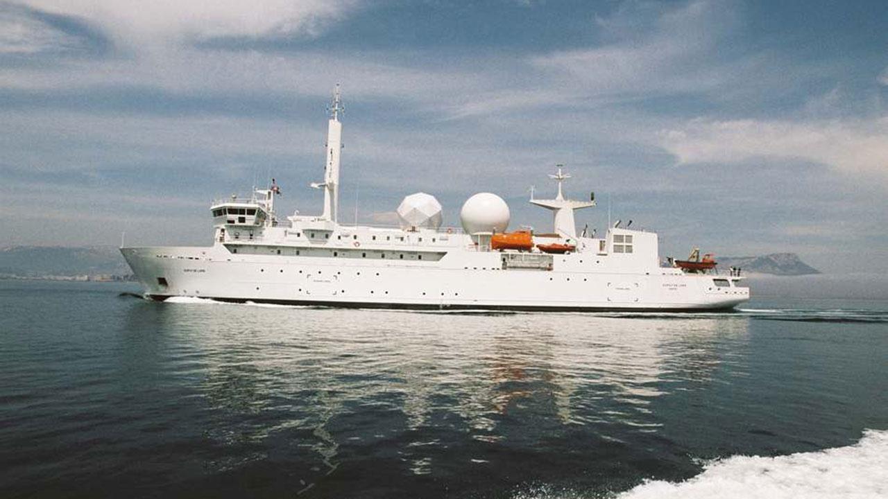 Силы и средства ВВО контролируют действия французского корабля-разведчика в Японском море