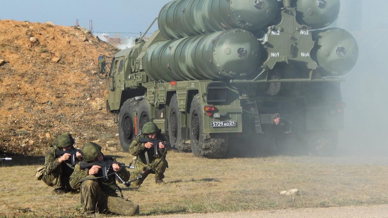 «Триумфы» и «Панцири» отразили «ракетные удары» на Кубани