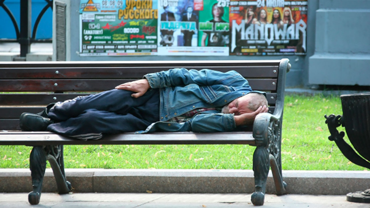В России проведут перепись бездомных людей