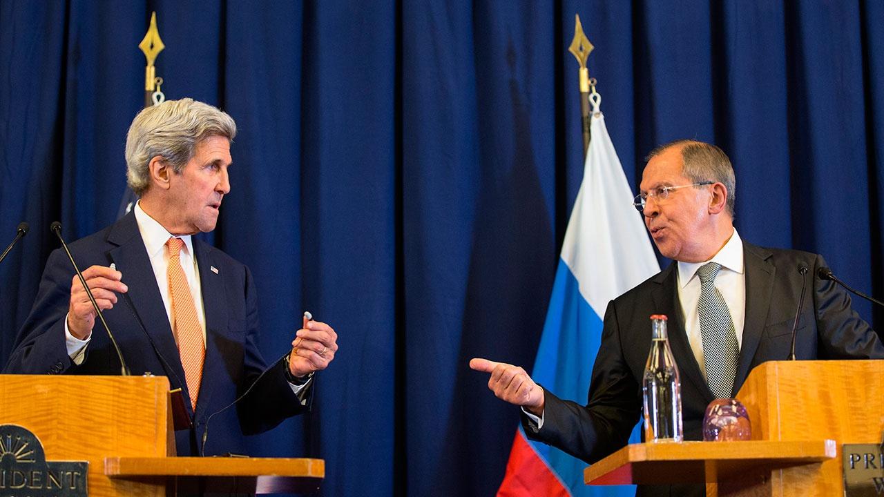 СМИ: подтверждена встреча Лаврова и Керри на следующей неделе в Москве