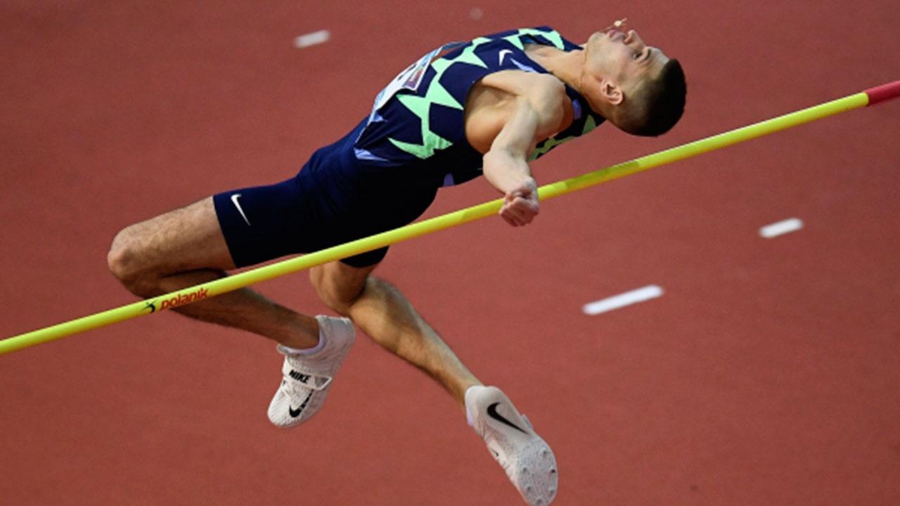 Российский спортсмен Акименко победил на этапе Бриллиантовой лиги в Монако в прыжках в высоту